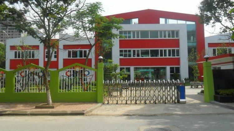 Trường mầm non American School – ASG (Hà Nội)