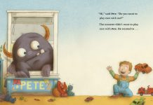 9 cuốn sách về quái vật siêu đáng yêu cho bé (Ảnh: Amazon.com)
