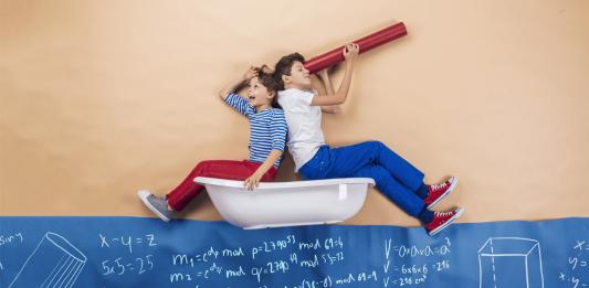Bí quyết học Toán: 5 cách giúp môn Toán trở nên thú vị (Ảnh: Lernin)