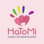 Logo trường mầm non Hatomi tại quận Nam Từ Liêm, Hà Nội (Ảnh: FB trường)