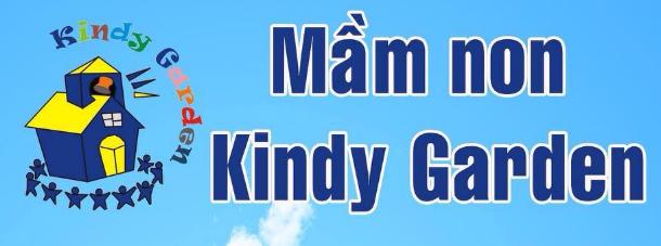 Logo trường mầm non Kindy Garden tại quận Ba Đình - Hà Nội (Ảnh: FB trường)