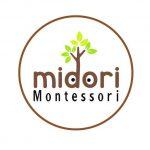 Logo trường mầm non Midori Montessori tại quận Cầu Giấy, Hà Nội (Ảnh: FB trường)