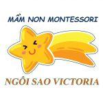 Logo trường mầm non Ngôi sao Victoria tại quận Tây Hồ, Hà Nội (Ảnh: FB trường)