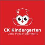 Logo trường mầm non Trẻ Sáng Tạo - CK Kindergarten tại quận Hoàng Mai, Hà Nội (Ảnh: FB trường)