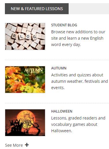 Tổng hợp trang web để tải miễn phí trò chơi, hoạt động Halloween (Ảnh: ESOL Courses)