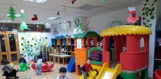 Trường mầm non Bibo House tại quận Cầu Giấy, Hà Nội (Ảnh: FB trường)