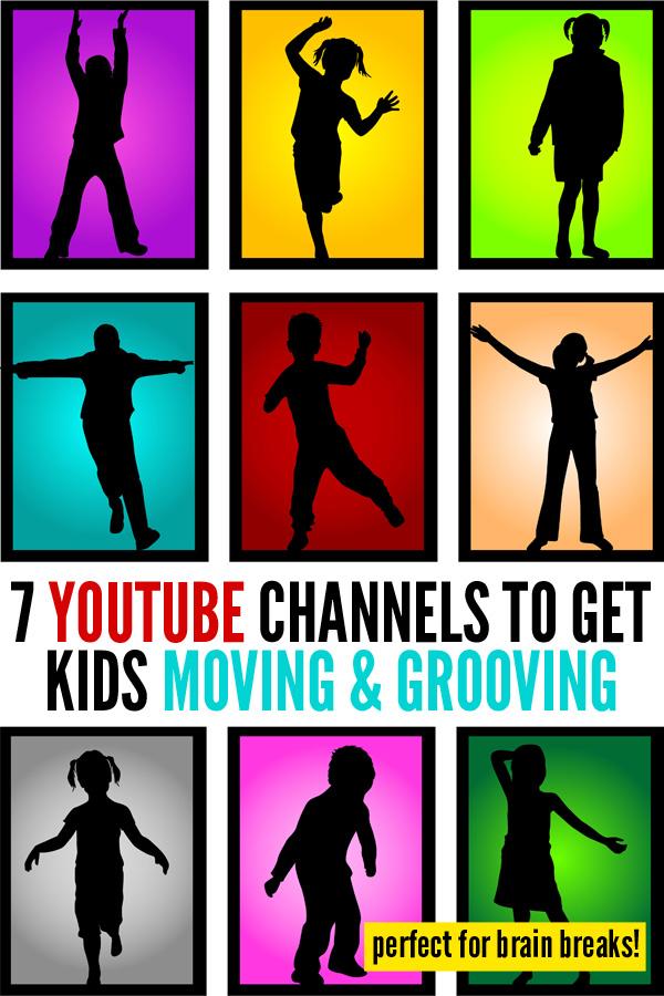7 kênh YouTube hay giúp trẻ vận động, xả hơi (Ảnh: Childhood 101)