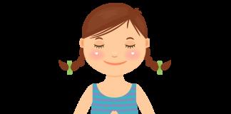 8 bài tập luyện thở giúp trẻ kiểm soát cảm xúc (Ảnh: KIDS YOGA TEACHER)