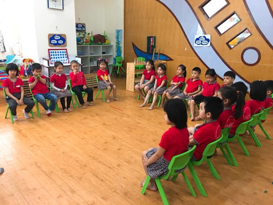 Cơ sở vật chất trường mầm non KFL Hanoi tại quận Nam Từ Liêm, Hà Nội (Ảnh: FB trường)