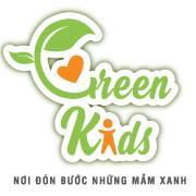 Logo trường mầm non GreenKids tại quận Hà Đông, Hà Nội (Ảnh: FB trường)