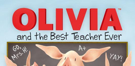 Những cuốn sách tiếng Anh về người thầy tuyệt vời (Ảnh: Simon & Schuster Canada)