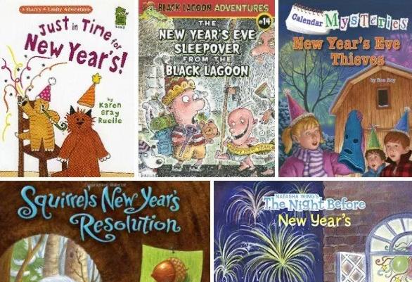 10 cuốn sách tiếng Anh thú vị chủ đề năm mới