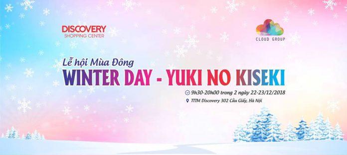 Điểm vui chơi Giáng sinh 2018 ở Hà Nội (Ảnh: FB sự kiện)