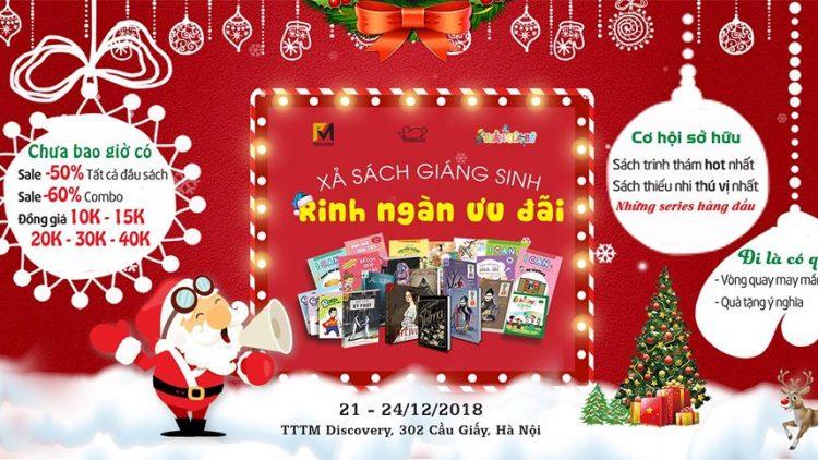 Những địa điểm vui chơi Giáng sinh 2018 quanh Hà Nội