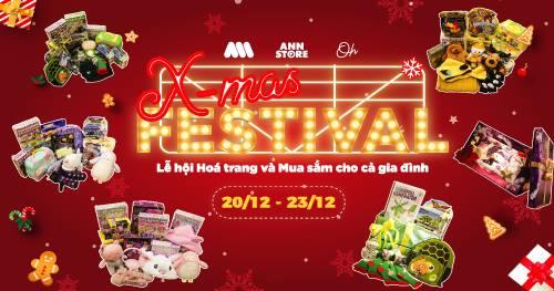 Điểm vui chơi Giáng sinh 2018 tại Hà Nội (Ảnh: FB sự kiện)