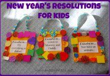 Hướng dẫn chi tiết cách giúp bé đặt mục tiêu năm mới (Ảnh: JustMommies)