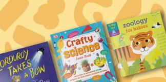 Quà Giáng sinh 2018: Sách tiếng Anh cho bé 0-6 tuổi (Ảnh: Read Brightly)