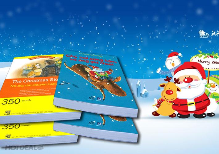 Những cuốn sách Giáng sinh siêu đáng yêu dành cho bé