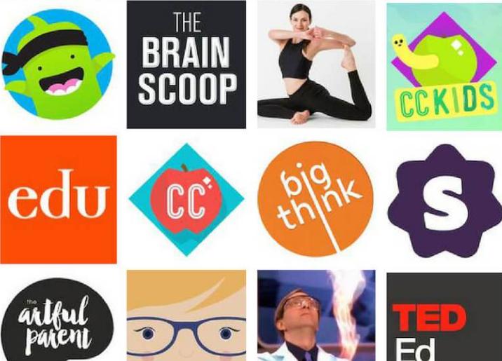 40 kênh YouTube hay về tư duy mở, sáng tạo, lòng tốt