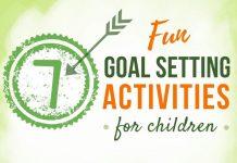 7 hoạt động thú vị dạy trẻ đặt mục tiêu năm mới (Ảnh: Big Life Journal)