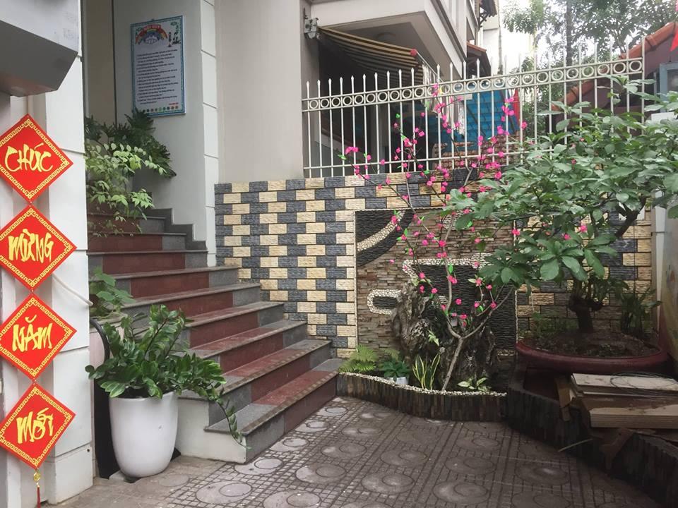 Cơ sở vật chất trường mầm non Ngôi sao Kim Cương - Diamond Star Kids tại quận Nam Từ Liêm, Hà Nội (Ảnh: FB trường)