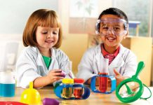 5 công cụ công nghệ dạy trẻ yêu khoa học (Ảnh: museumstore.kenosha.org)
