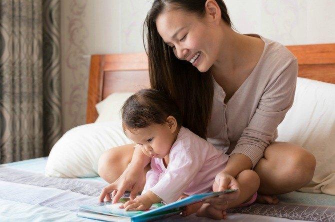 Tại sao trẻ thích bạn đọc nhiều lần một cuốn sách?