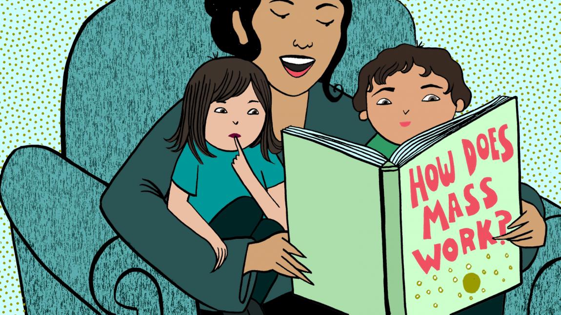 Đọc sách cho 2 bé: Thử thách nhân đôi