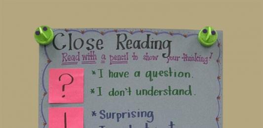 Giáo viên Mỹ dạy kỹ năng Close reading - đọc kỹ nghĩ sâu ra sao? (Ảnh: We Are Teachers)