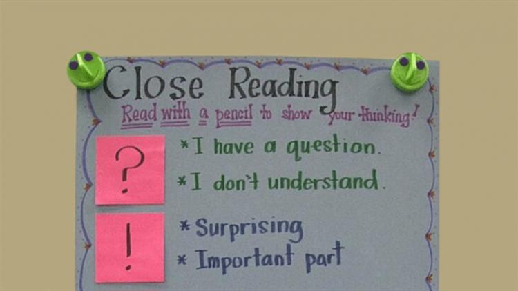 GV Mỹ dạy kỹ năng Close reading – đọc kỹ nghĩ sâu ra sao?