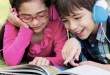 GV Mỹ chia sẻ cách khai thác sách nói cho con (Ảnh: Understood.org)