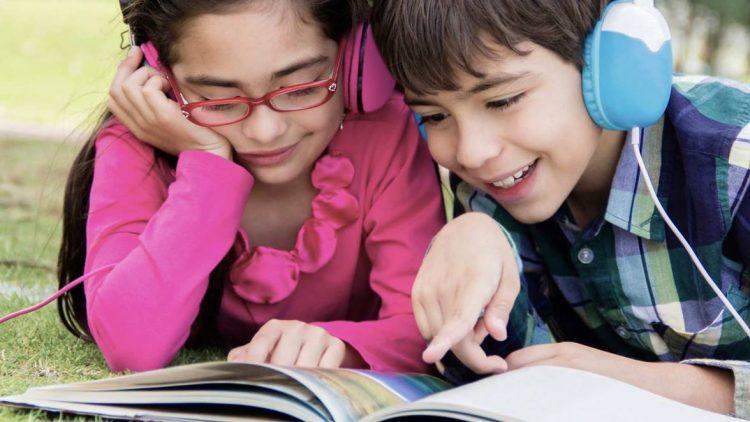 GV Mỹ chia sẻ cách khai thác sách nói cho con