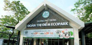 trường Đoàn Thị Điểm Ecopark - Đoàn Thị Điểm Greenfield tại Hà Nội (Ảnh: Vietnammoi.vn)