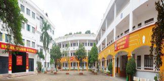 Trường Tiểu học và THPT Phương Nam tại quận Hoàng Mai, Hà Nội (Ảnh: FB trường)