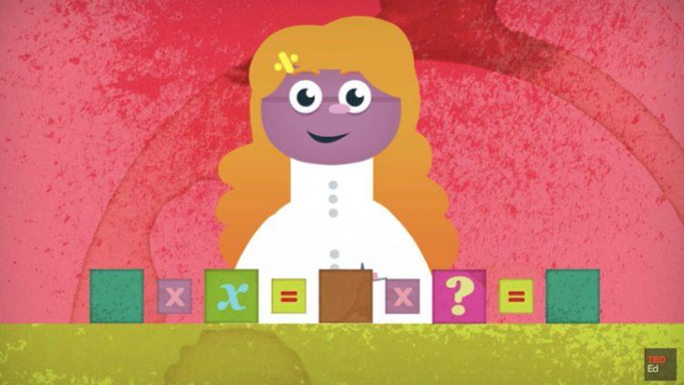 Video YouTube dạy phép nhân, phép chia cho bé