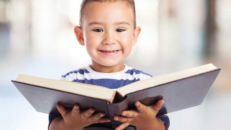 25 hoạt động giúp bé 0-11 tuổi đọc sách thật vui (P2)