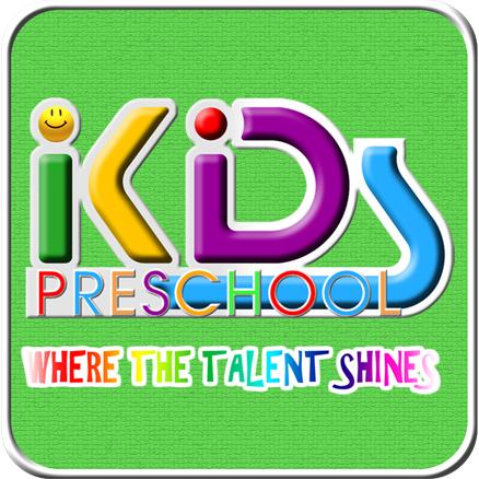 Logo trường mầm non Ikids tại quận Đống Đa, Thanh Xuân, Hà Nội (Ảnh: FB trường)
