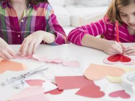 Tải miễn phí các trang tô màu chủ đề Valentine (Ảnh: Getty Images via The Spruce)
