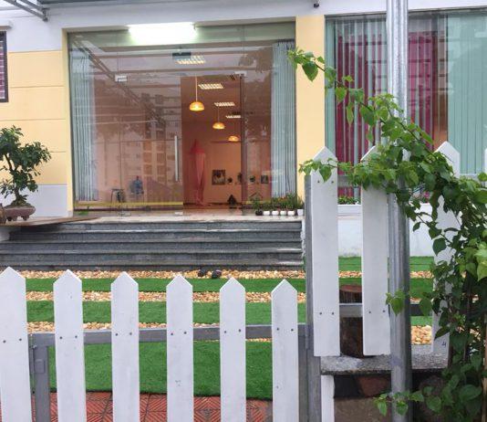 Trường mầm non Bambusa tại quận Long Biên, Hà Nội (Ảnh: FB trường)