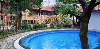 trường mầm non Maya tại quận Long Biên, Hà Nội (Ảnh: website trường)
