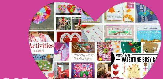 Website tải miễn phí phiếu bài tập Valentine (Ảnh: The Educators' Spin On It)