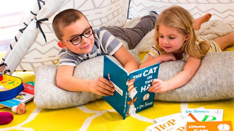 Sách của Dr Seuss hay nhất cho mọi lứa tuổi