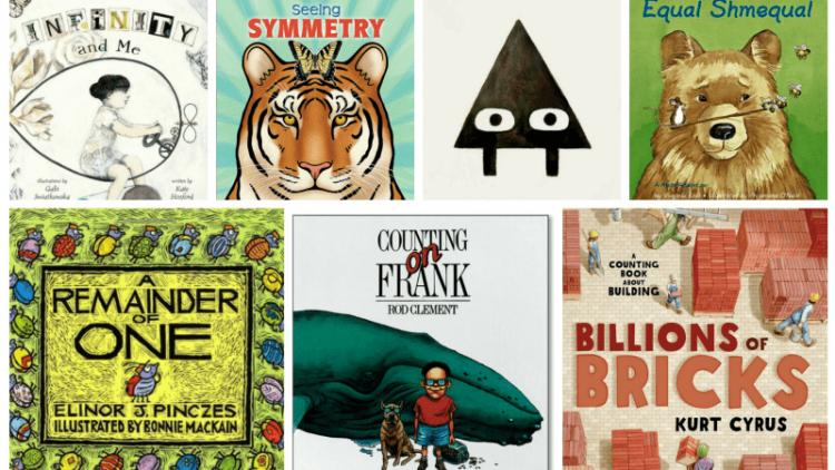 16 cuốn sách tranh dạy trẻ  Toán tiếng Anh