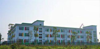Trường Victoria Thăng Long - liên cấp 1, 2 tại Hà Đông, Hà Nội (Ảnh: FB trường)