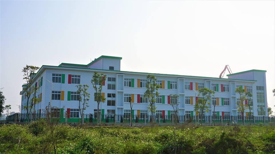 Victoria Thăng Long – trường liên cấp TH – THCS