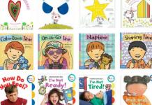 7 bộ sách dạy trẻ về hành vi tích cực (Ảnh: Nurture and Thrive)