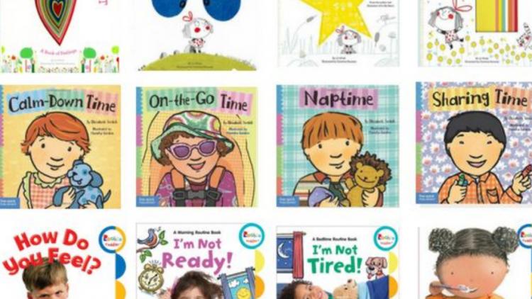 7 bộ sách dạy trẻ 2-4 tuổi hành vi tích cực