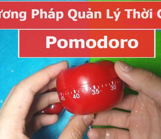 Kỹ thuật Pomodoro giúp tập trung, cải thiện hiệu suất (Ảnh: YouTube)