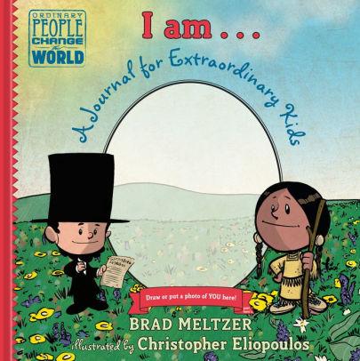 10 mẫu nhật ký truyền cảm hứng cho trẻ viết mỗi ngày (Ảnh: Barnes & Noble)