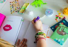 10 mẫu nhật ký truyền cảm hứng cho trẻ viết mỗi ngày (Ảnh: Not-So-SAHM)